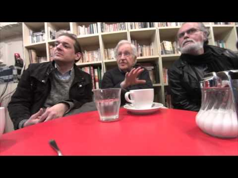 Chomsky to Tozen Leaders: Don't Expect a Thank You