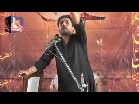 Zakir  Adnan Abbas Haidri |4 Safar 2018 | Machiana Gujrat ( www.GujratAzadari.com)