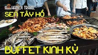 Sen Tay Ho West Lake Lotus The restaurant Hanoi