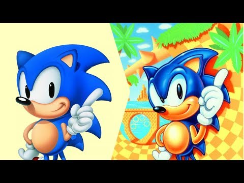 Japanese Sonic vs. American Sonic