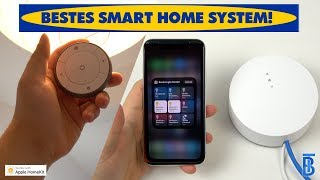 Das beste Smart Home System?! IKEA Trådfri Review - touchbenny