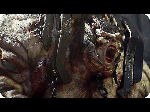 LEAGUE OF GODS US Trailer (2016) Jet Li Fantasy Movie thumbnail