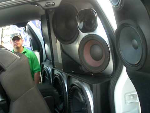 FINAL SoundCar Bqto 14 y 15 Nov 2009 FEDERACION DE CAR AUDIO VZLA FX4 TEAM CMS