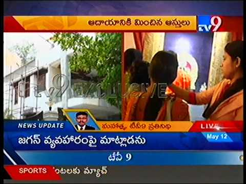 It Raids on Chiru daughter sushmitha at chennai _ massandhra.com