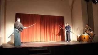 北辰一刀流兵法 剣術 - 抜刀術 Hokushin Itto-ryu Hyoho / Kenjutsu & Battojutsu