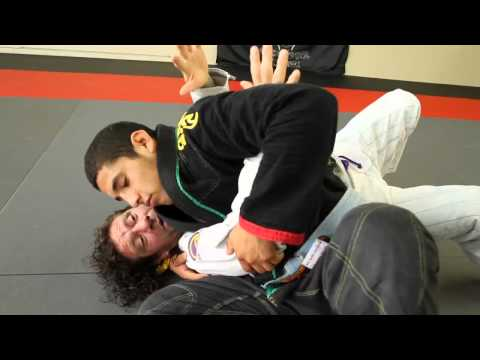 Kurt Osiander's Move of the Week - Escape from Kesa - Gatame Image 1