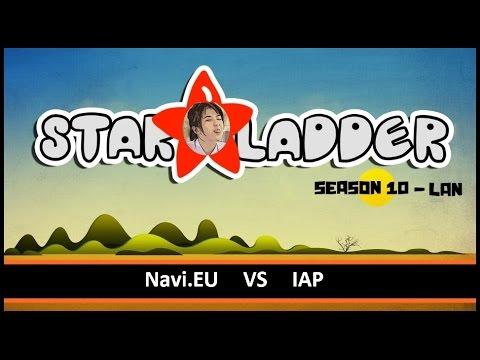 [ Dota2 ] Navi.EU vs IAP - Tie-Break Group B - Starseries Season 10 LAN Finals - Thai Caster