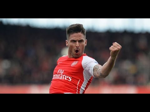Olivier Giroud vs West Ham (Home)