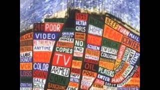 Watch Radiohead Myxomatosis video