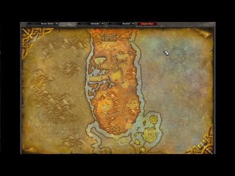 World of Warcraft Tutorial - Aumenta el Nivel de tu Profesion [1-525]