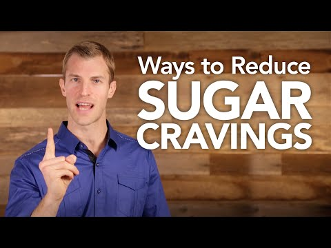 How to Reduce Sugar Cravings