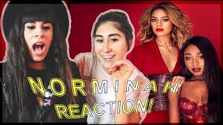 Download Lagu NORMINAH MOMENTS REACTION (Fifth Harmony) Gratis STAFABAND