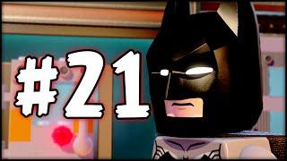 LEGO Dimensions - PART 21 - Midway Arcade! (Gameplay Walkthrough HD)