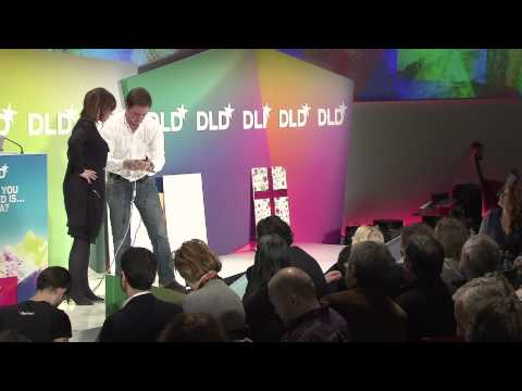 DLD 2012 - Demo: Aurasma - The Future Of Augmented Reality