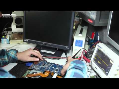 Видео как проверить работу чипсетов