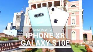 iPhone XR x Galaxy S10e - Samsung  humilhou??