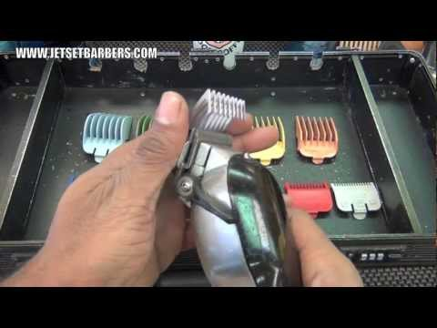 Wahl Guard System & Blades