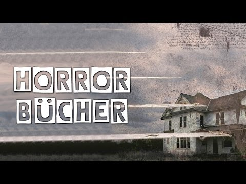 Top 5 Horror Bücher HALLOWEEN 2015