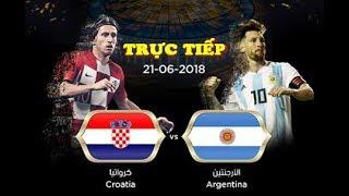 Xem TRỰC TIẾP World Cup 2018 ngày 21/6 TẠI ĐÂY: Messi BẤT LỰC trước Croatia, Pháp vs Peru