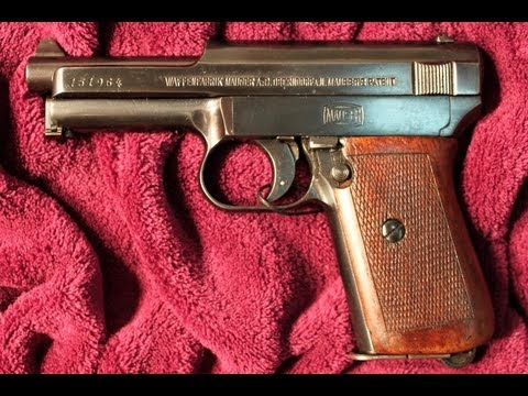 Just Fieldstrip - #072 - Mauser Model 1914