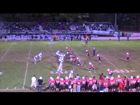 Michael Mazza #14 Highlight Film 2013 Pocono Mountain East High School