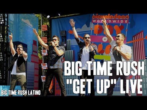 Big Time Rush - Get Up