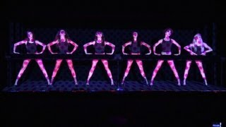 Crazy Horse nude show takes the stage in Hong Kong