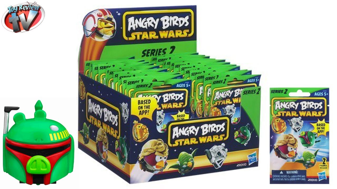 Angry Birds Star Wars Series 2
