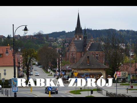 Rabka Zdrój - Uzdrowisko 2016 R.