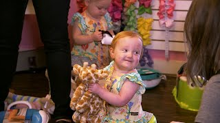 Hear The Latest On Baby Hazel's Progress With Her Vision Problem | OutDaughtered
