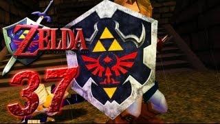 Let's Play The Legend of Zelda Ocarina of Time Part 37: Der overpowerte Geist