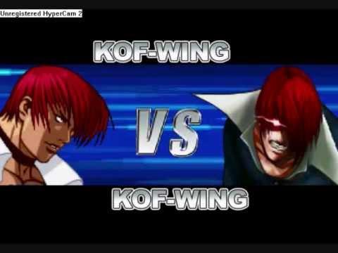 KOF wing1.7 - Crazy combos