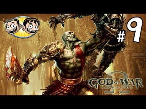 God of War Ascension - PART 9 - I Love You Man! - BroBrahs