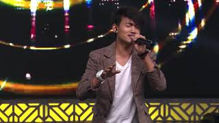 "Suraj Tamang - ""Halla Chalechha"" - Live Show - The Voice of Nepal 2018"