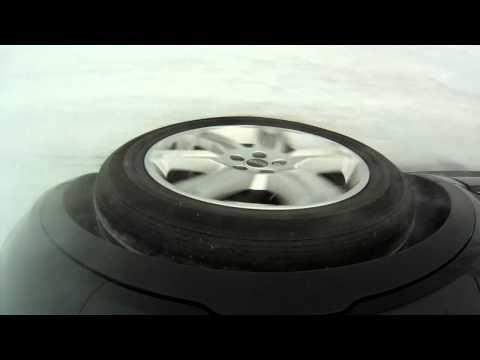 Обзор Range Rover Evoque — Система динамической стабилизации