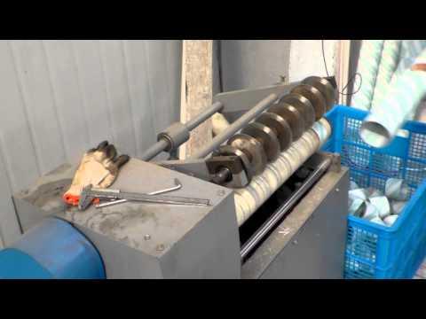 станки для производства шпули