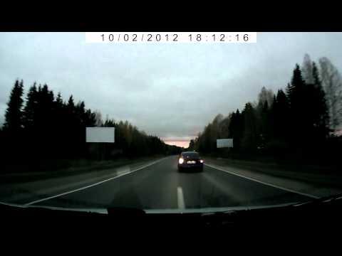 Мудак на дороге слободской-киров