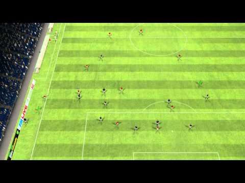 Millwall vs Man Utd - Carrick Goal 59 minutes
