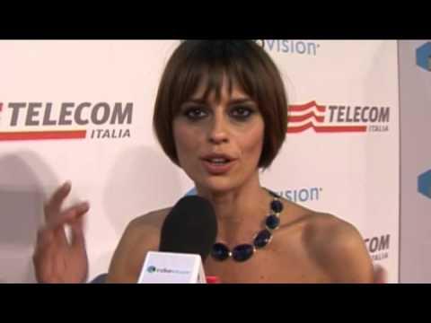 Intervista Claudia Pandolfi – Anteprima – Festival Internazionale del Film di Roma