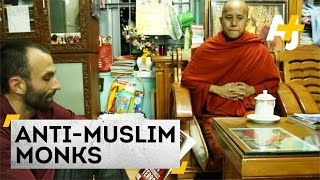 Video: Myanmar's Anti-Muslim Buddhist Monks (Rohingya) - Al-Jazeera