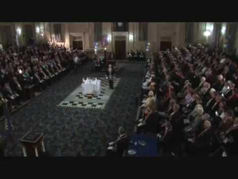 Freemasons Ritual Video video
