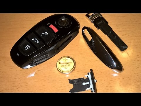 How To Take Apart A Volkswagen Key | How To Make & Do Everything!