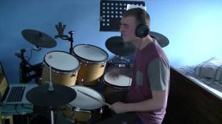 🎶 The Weeknd - The Hills (feat. Eminem) [Remix] - Drum Cover (DrummerMattUK)