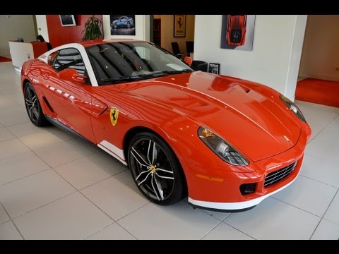 Ferrari 599 HGTE 60F1 Alonso Edition
