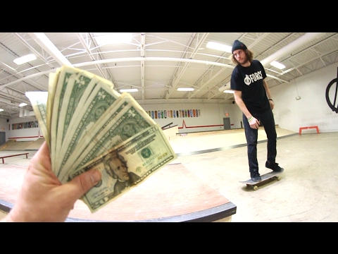 Land These Tricks, Get Richer! - Warehouse Wednesday
