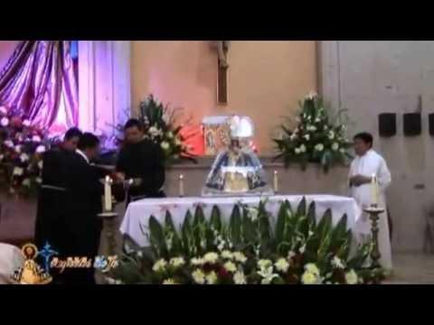 Virgen de Zapopan visita la Parroquia El Señor de los Rayos (19-06-14)