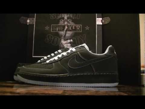 Nike Air Force 1 One Powder Blue Black Review *Secret Sneaker Society*