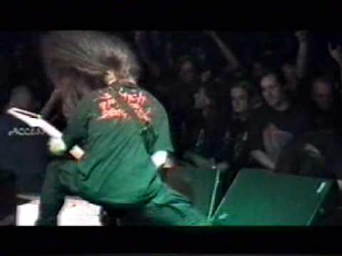MORBID ANGEL: Umulamahri (from stage) - December 2000