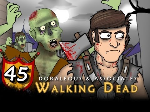 D&A 45 Walking Dead - Doraleous & Associates