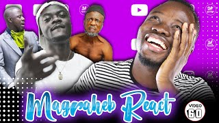 Magraheb Reacts to 'Y3 Na Ware' from Cabum w/ Lawyer Ntim, Clemento, Big Akwess